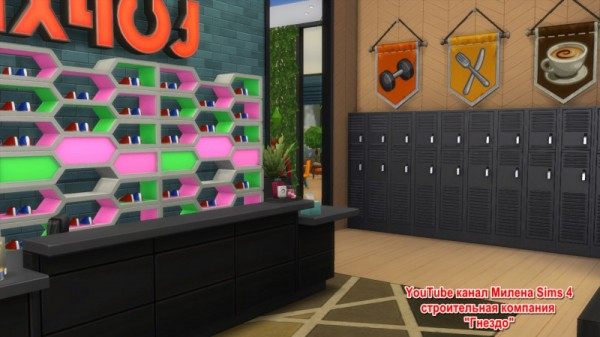 Sims 3 By Mulena Roller Drom No Cc Sims 4 Downloads