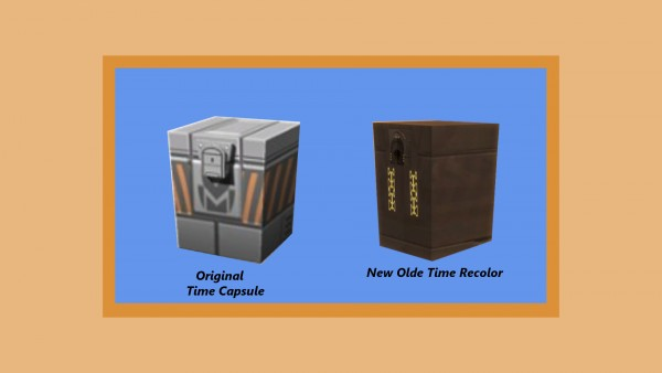 Mod The Sims: Ye Olde Time Capsule by Snowhaze