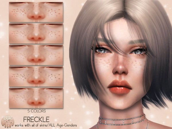 The Sims Resource: Freckle BH06  by busra tr