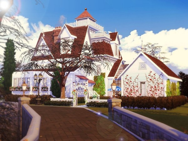 The Sims Resource Practical Magic House By Mychqqq Sims