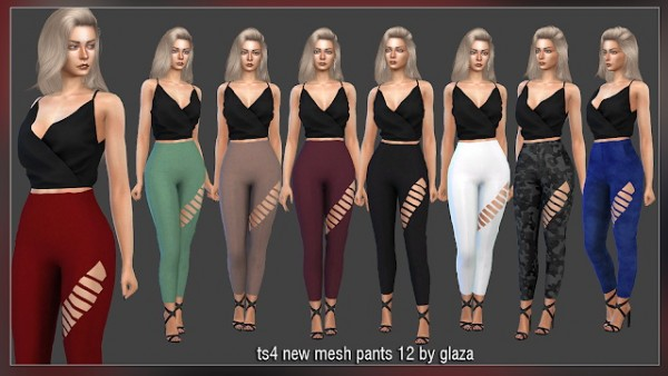 All by Glaza: Pants 12