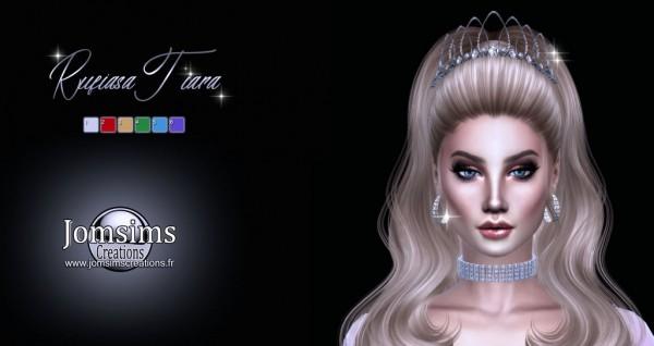 Jom Sims Creations: Rufiasa tiare