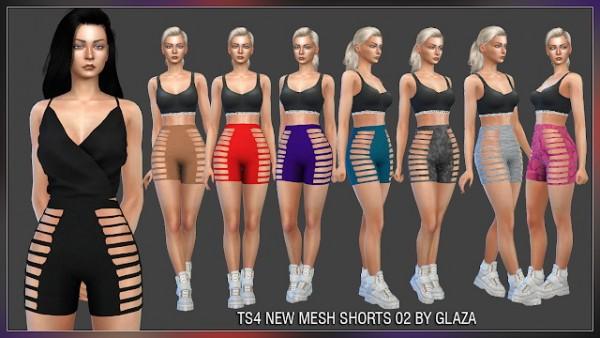 All by Glaza: Shorts 02