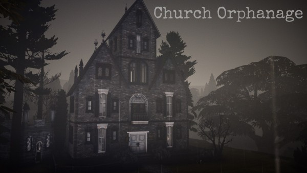 Wiz Creations: Church Orphanage