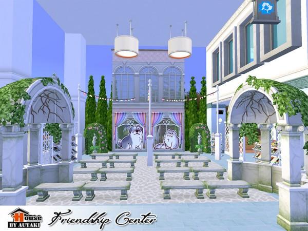 The Sims Resource: Friendship Center NoCC by autaki