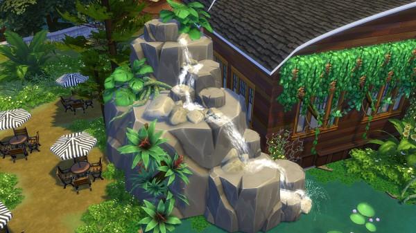 Mod The Sims: Cafe Amazon (No CC) by Oo NURSE oO