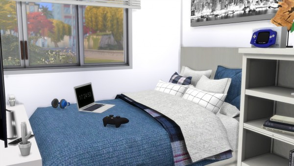 Models Sims 4 Teenage Boy Bedroom Sims 4 Downloads