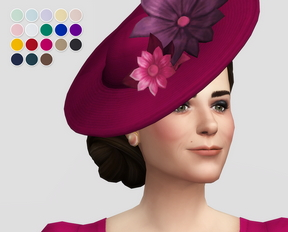 Rusty Nail: Duchess Of Hat