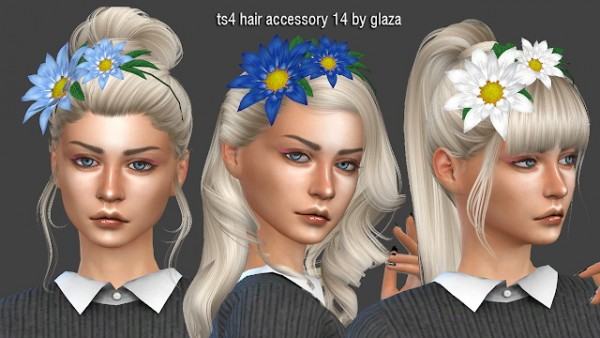 All by Glaza: Hair accessory 14