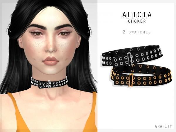 Grafity cc: Alicia Choker