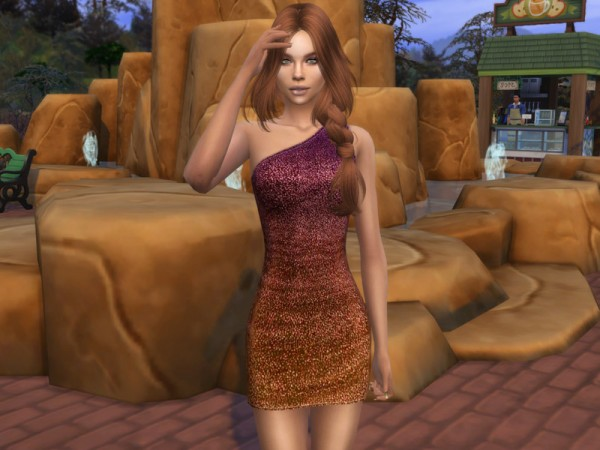 The Sims Resource: Viviana Palma by divaka45