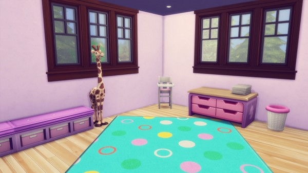 Simming With Mary: Hindquarter Hideaway House
