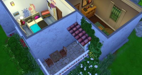 Studio Sims Creation: Blanche House