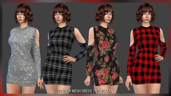 All by Glaza: Dress 76