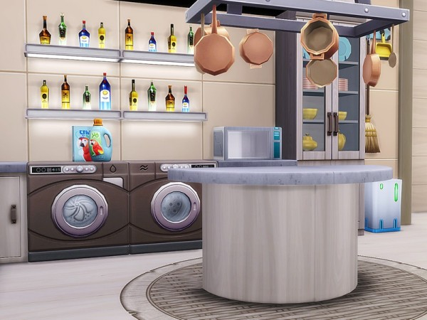 The Sims Resource: Beach Paradise 3 by MychQQQ