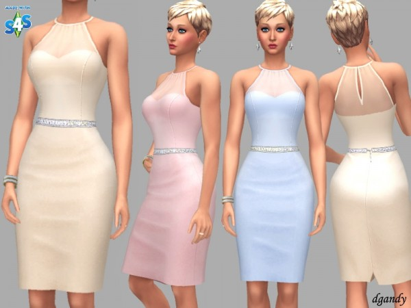 The Sims Resource: Dress   D201901 4 by dgandy