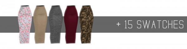 Simpliciaty: Myla Skirt