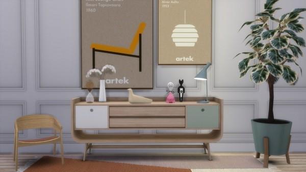 Meinkatz Creations: Icon Poster