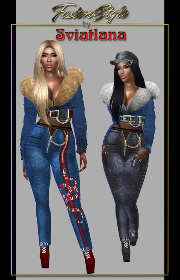 Fusion Style: Pants by Sviatlana