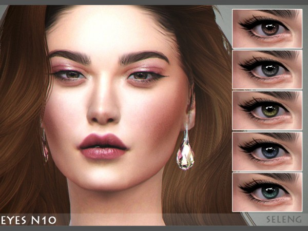 The Sims Resource: Eyes N10 by Seleng
