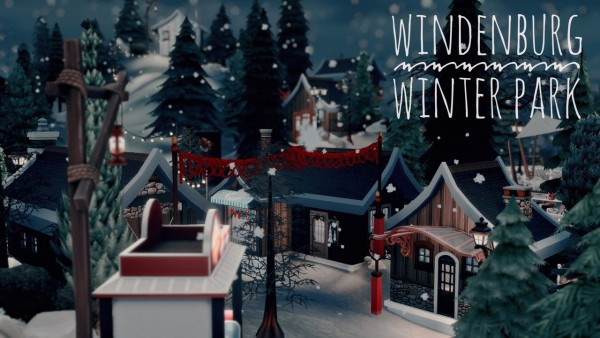 Wiz Creations: Windenburg Winter Park