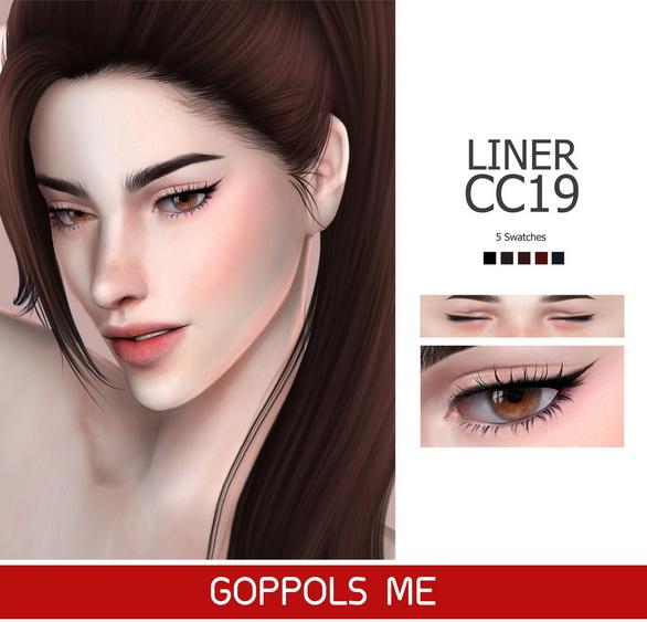GOPPOLS Me: Liner cc 19