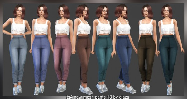 All by Glaza: Pants 13