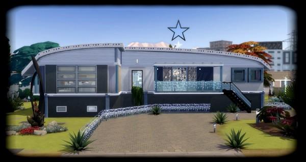 Les Sims 4 Passion: Star caravans