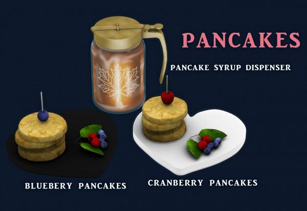 Leo 4 Sims: Pancakes 2