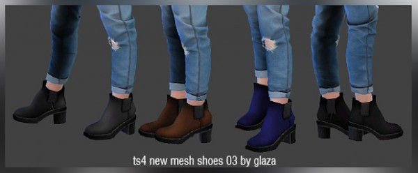 All by Glaza: Shoes 03