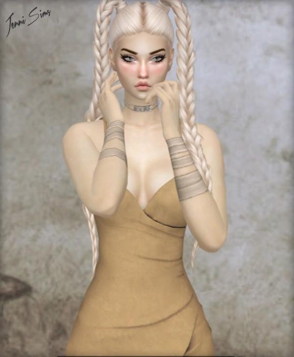 Jenni Sims: Gloves Legs Ritualist