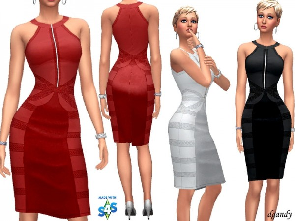 The Sims Resource: Dress   C201901 by dgandy