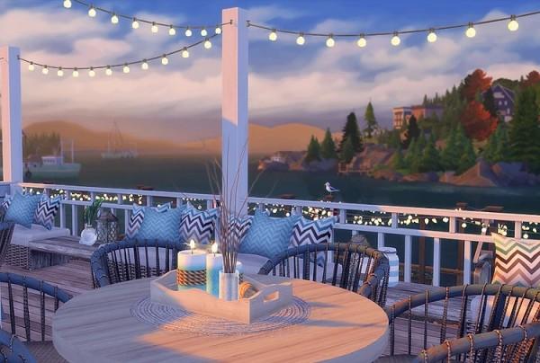 Blooming Rosy: Sea Breeze Restaurant