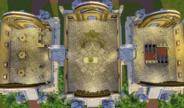 Mod The Sims: Nakara   Thai Temple by Oo NURSE oO