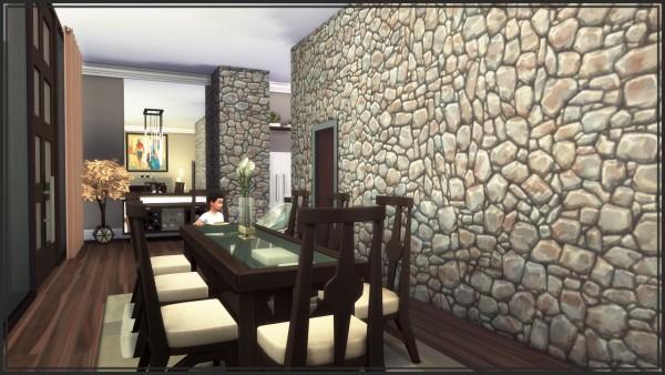 Gravy Sims: Hillside Home