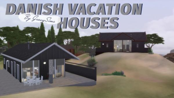 Gravy Sims: Danish Vacation Houses