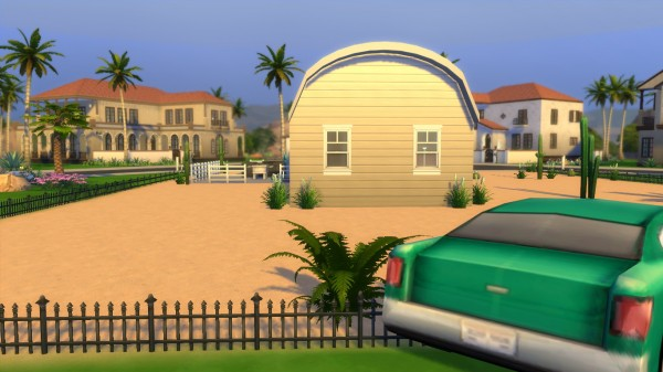 Mod The Sims: Dudleys Trailer by Brainlet
