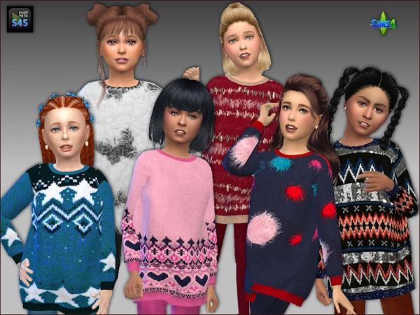 Arte Della Vita: Sweaters for girls