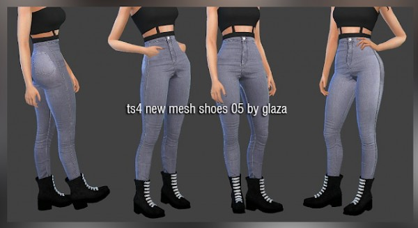 All by Glaza: Shoes 05