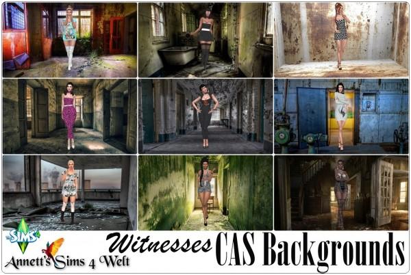 Annett`s Sims 4 Welt: CAS Backgrounds   Witnesses