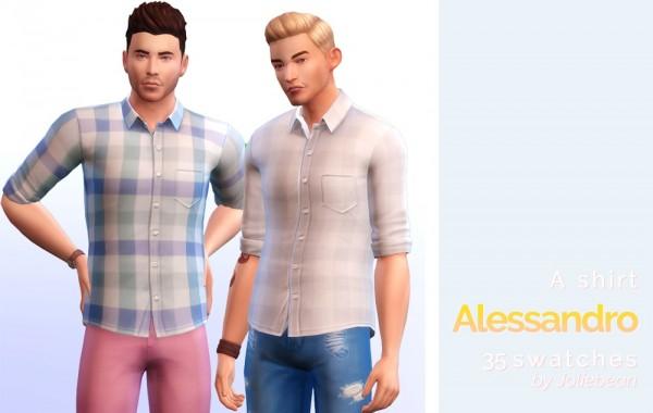 Joliebean: Alessandro shirt