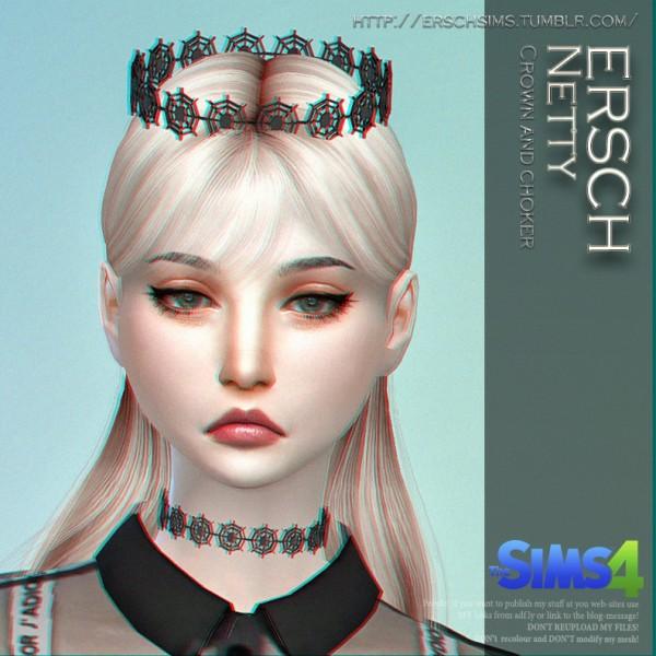 ErSch Sims: Netty Set