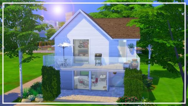 Models Sims 4: Tiny House