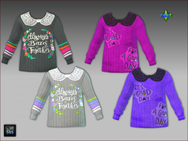 Arte Della Vita: Sweaters and pants for toddler girls