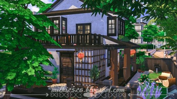 Milki2526: Oak Leaf House