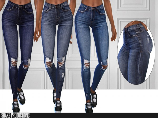 The Sims Resource: 237   Jeans by ShakeProductions