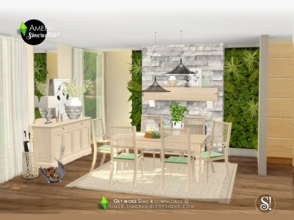 The Sims Resource: Amena diningroom by SIMcredible!