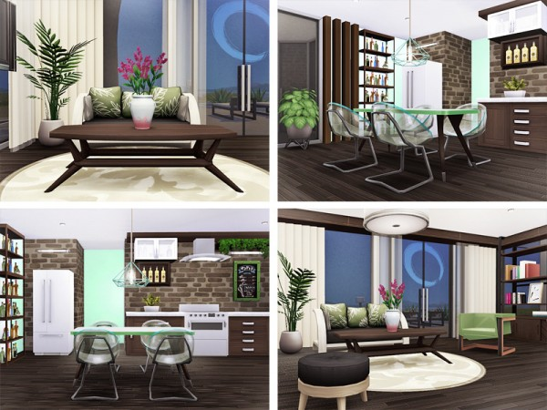 The Sims Resource: Julianne house by Rirann