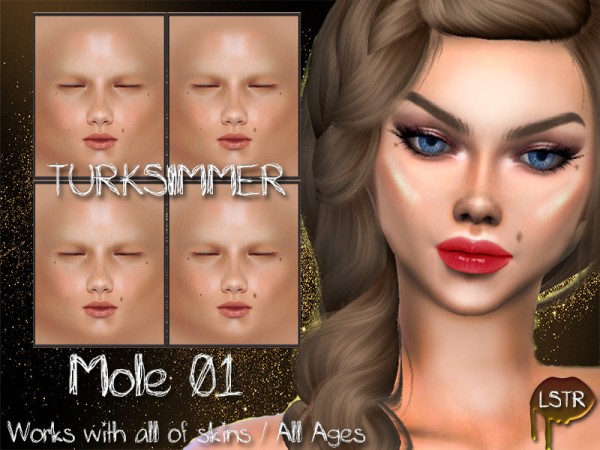 The Sims Resource: Mole 01 by turksimmer