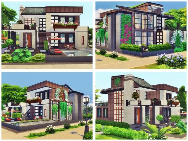 The Sims Resource: Xenia House by Danuta720